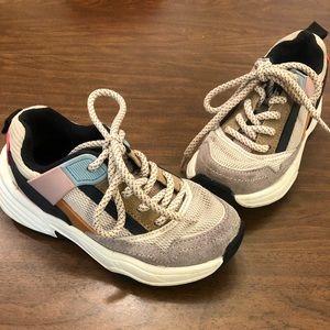 Zara Plantilla Memory Effect Insole Sneakers